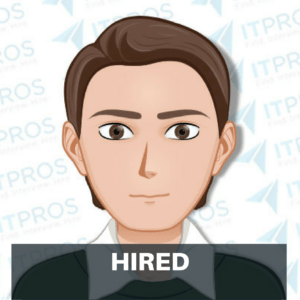 IT Support Manager - Hired!