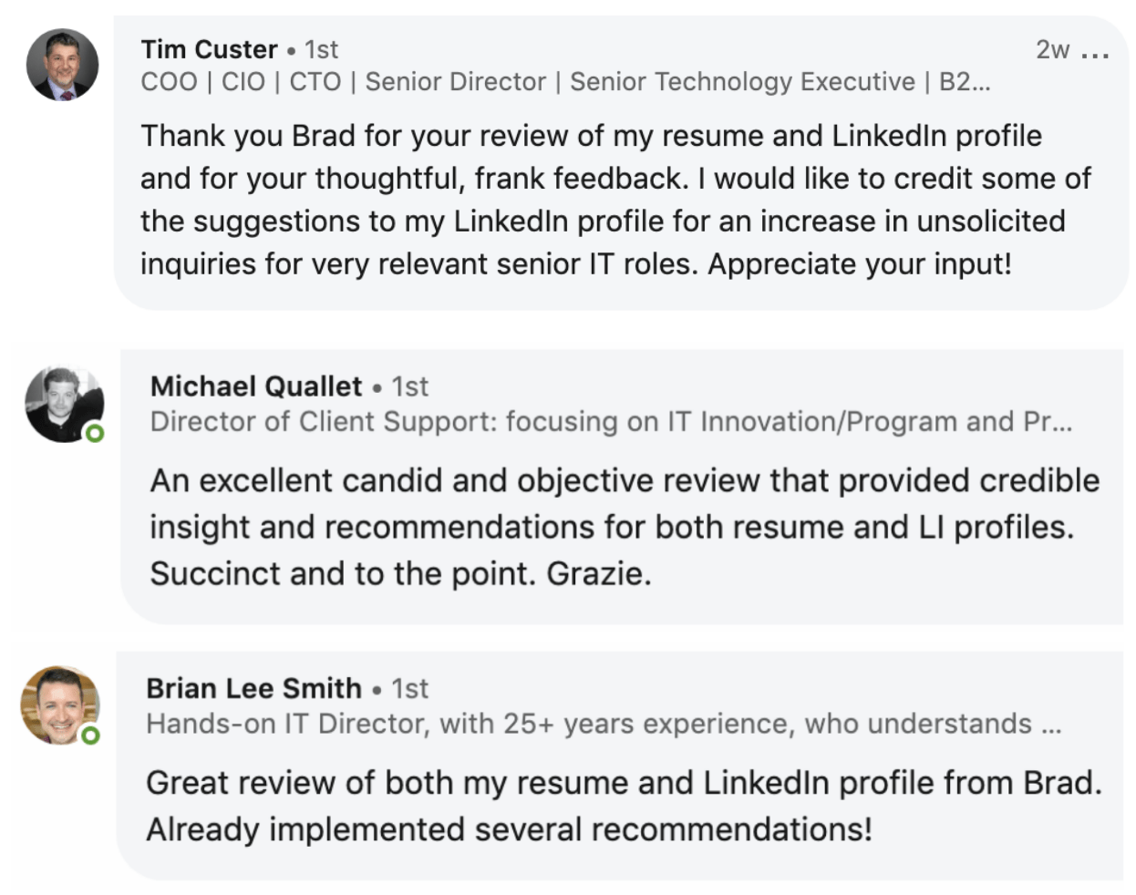 Resume-LinkedIn-Review-Compliments-of-IT-Pros