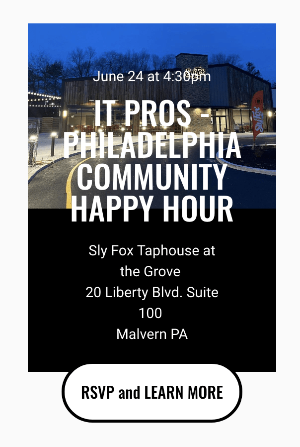 June 24th Happy Hour